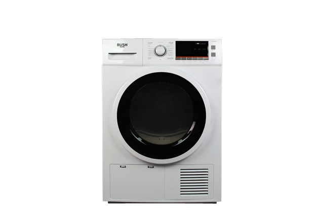 Tumble Dryers BUSH TDNBX8HP 917 5187 Heat Pump